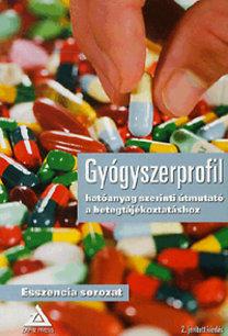 Dr. Joachim; et al. Framm: Gyógyszerprofil - hatóanyag szerinti útmutató a betegtájékoztatáshoz
