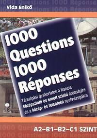 Vida Enikő: 1000 Questions 1000 Résponses