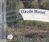 Doris Kutschbach: Claude Monet - Foglalkoztatófüzet
