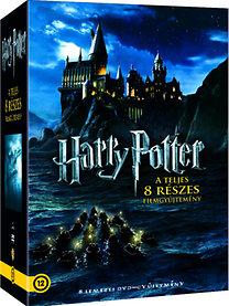 Harry Potter A teljes gyűjtemény (1lemezesek) - DVD