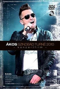 Ákos: Szindbád Turné 2010