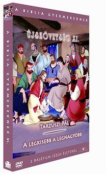 A Biblia gyermekeknek - Újszövetség: Tarzuszi Pál - A legkisebb a legnagyobb