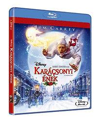 Karácsonyi ének (Blu-ray+DVD)