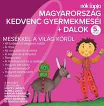 Válogatás: Magyarország kedvenc gyermekmeséi + dalok - 5. rész