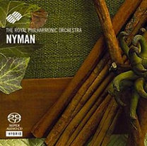 The Royal Philharmonic Orchestra: Nyman - The Piano Concerto