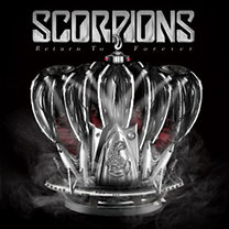 Scorpions: Return To Forever - CD