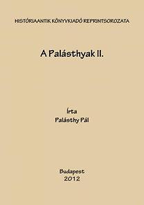 Palásthy Pál: A Palásthyak II.
