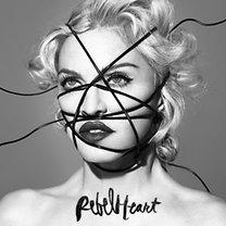 Madonna: Rebel Heart (limitált kiadás) - Deluxe CD