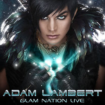 Adam Lambert: Glam Nation Live (CD+DVD)