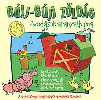 Válogatás: Bújj-bújj zöld ág 1. (CD)