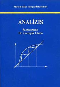 Dr. Csernyák László: Analízis