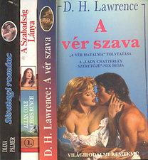 D. H. Lawrence, Allan Cole - Chris Bunch, Diana Palmer: 3 db. romantikus regény (A vér szava + A Szabadság Lánya + Sivatagi románc)