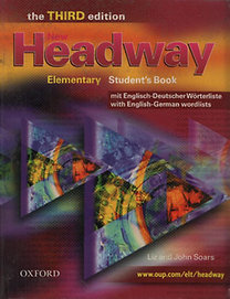 Liz and John Soars: New Headway Elementary - Student's Book (the Third edition)