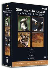 BBC - Vadvilág sorozat - DVD 1