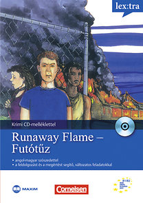C. J. Niemitz: Runaway Flame - Futótűz - Tanulókrimi CD melléklettel