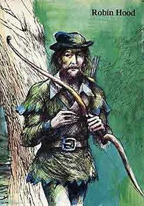 Dési Percel: Robin Hood (Dési)