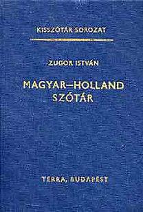 Zugor István: Magyar-holland kisszótár
