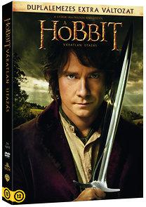 A Hobbit - Váratlan utazás - Duplalemezes extra változat