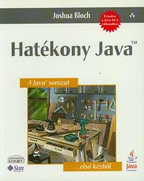 Joshua Bloch: Hatékony Java