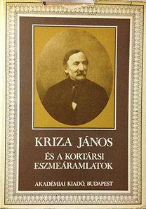 Kríza Ildikó (szerk.): Kriza János és a kortársi eszmeáramlatok