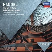 Handel: Vízi zene; Tűzijáték zene