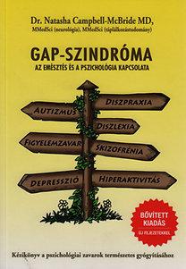 Dr. Natasha Campbell-McBride: Gap-szindróma - Az emésztés és a pszichológia kapcsolata