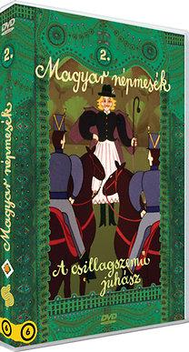 Magyar Népmesék 2. - A csillagszemű juhász - DVD - Várható