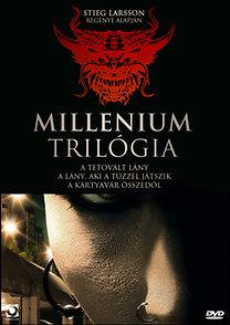 Millenium Trilógia (Díszdobozos)