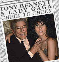 Tony Bennett, Lady Gaga: Cheek to Cheek - CD