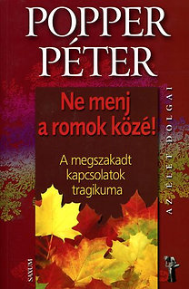Popper Péter: Ne menj a romok közé! - A megszakadt kapcsolatok tragikuma