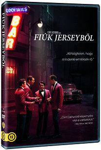 Fiúk Jerseyből - DVD