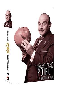 Agatha Christie: Poirot - 12. évad