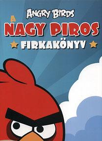 Luca Anna (szerk.): Angry birds - A nagy piros firkakönyv
