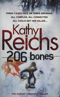 Kathy Reichs: 206 bones