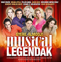 Musical: Musical legendák