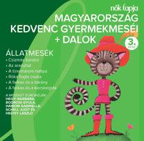 Válogatás: Magyarország kedvenc gyermekmeséi + dalok - 3. rész