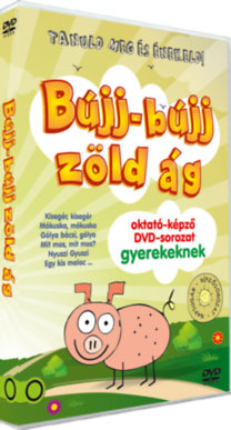 Bújj-bújj zöld ág (DVD)