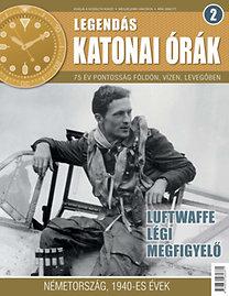 Legendás katonai órák 2. - Luftwaffe légi megfigyelő