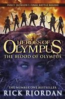 Riordan, Rick: Heroes of Olympus 05. The Blood of Olympus