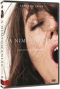 A nimfomániás 1. rész - DVD