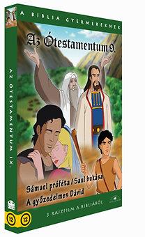 A Biblia gyermekeknek - Az Ótestamentum 9. - Sámuel próféta / Saul bukása / A győzedelmes Dávid