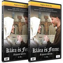 Klára és Ferenc - A szeretet köteléke I-II. - DVD
