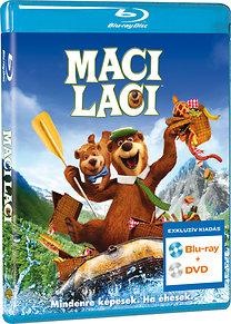 Maci Laci (Blu-ray+DVD)
