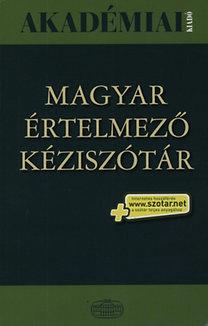 Pusztai Ferenc (szerk.): Magyar Értelmező Kéziszótár + NET