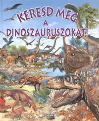 Francisco Arredondo, Pere Rovira: Keresd meg a dinoszauruszokat!
