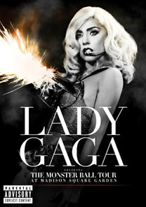Lady Gaga: The Monster Ball Tour (Blu-ray)