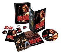 AC/DC: Live At Donington (fanpack)