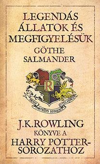 J. K. Rowling: Legendás állatok és megfigyelésük