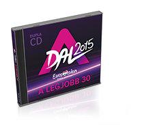 Válogatás: A DAL 2015 - A legjobb 30 - CD