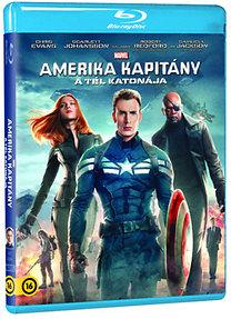 Amerika Kapitány - A tél katonája (3D Blu-ray)